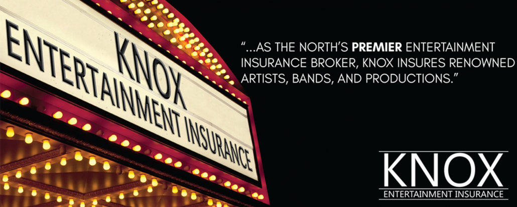 Knox Entertainment Insurance
